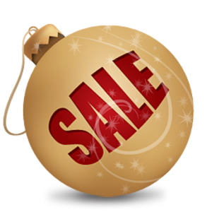 Christmas Sale Ball 1   Free Images At Clker Com   Vector Clip Art