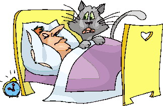 Clip Art Clip Art Waking Up 580992