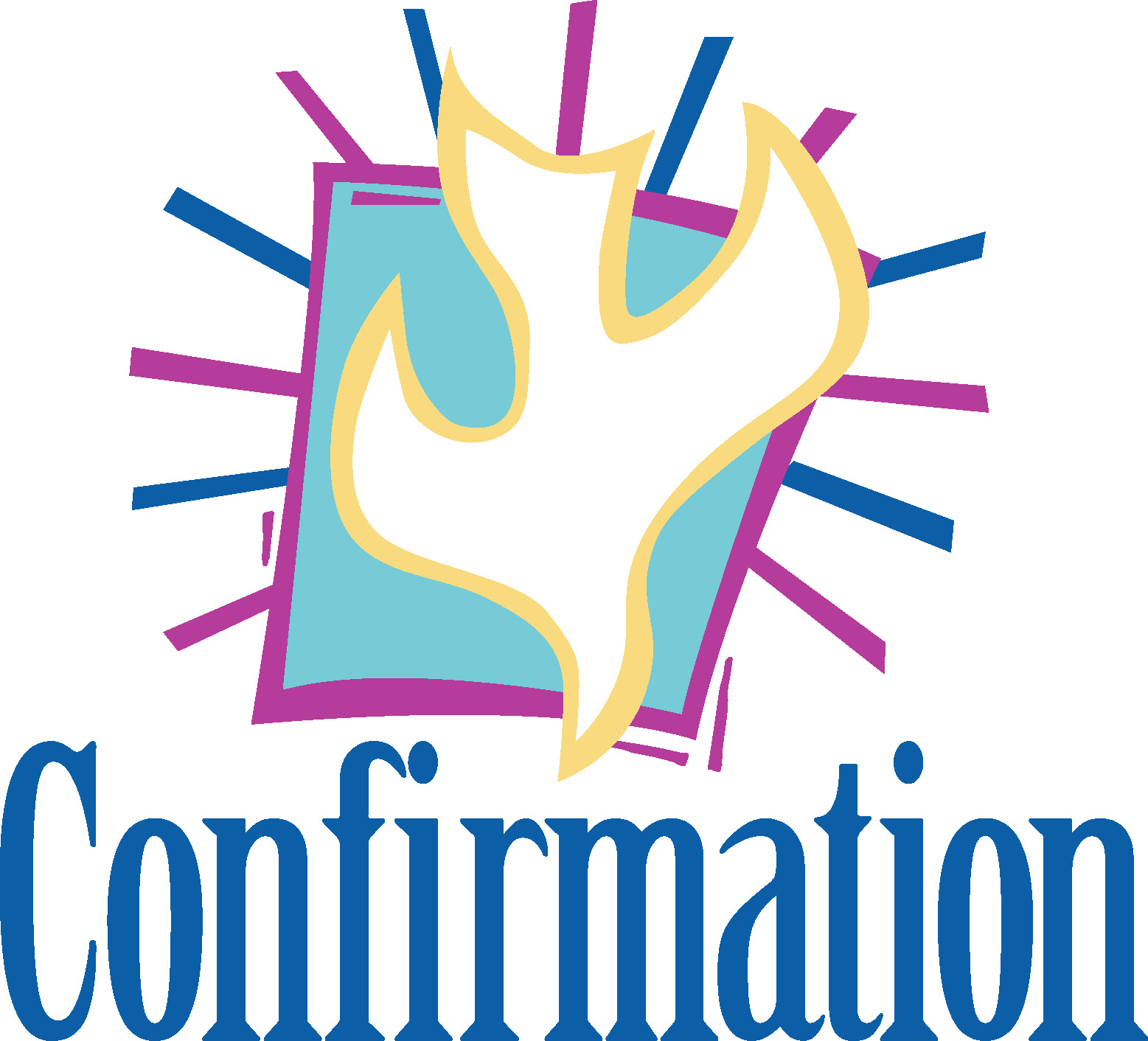 Confirmation Clipart - Clipart Kid