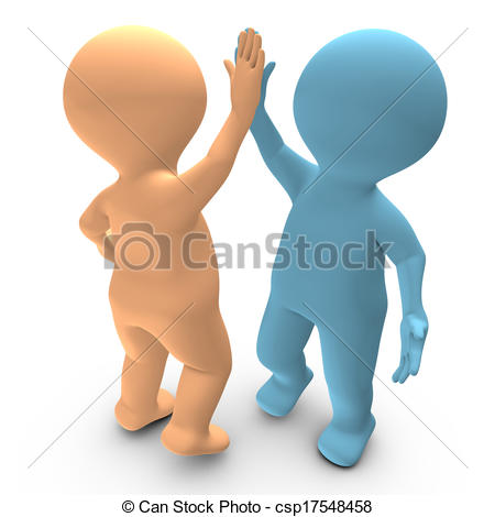 High Five Hand Clip Art Quotes