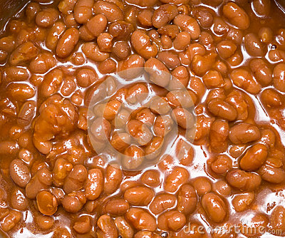 Pork And Beans Stock Photography   Image  26319312