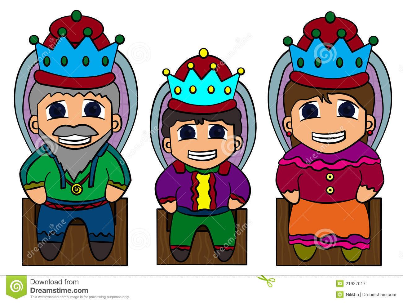 free clip art royal family - photo #43