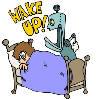 Wake Up 20clipart   Clipart Panda   Free Clipart Images