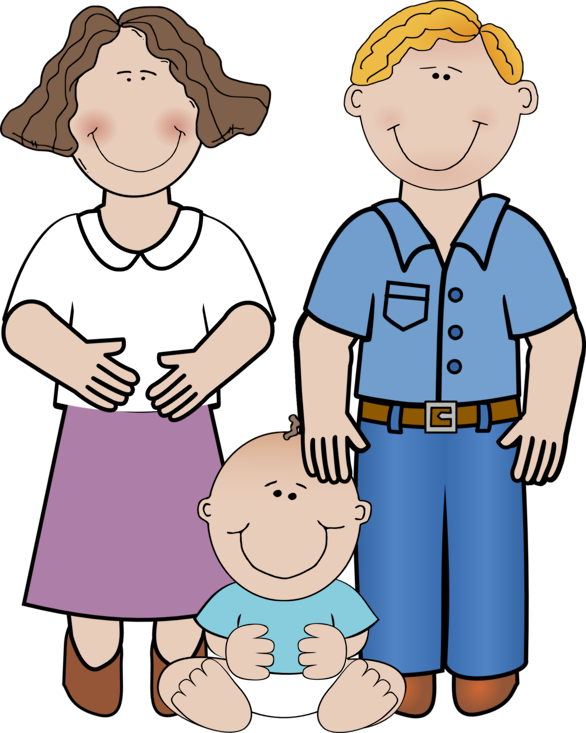 Young People Clipart - Clipart Kid