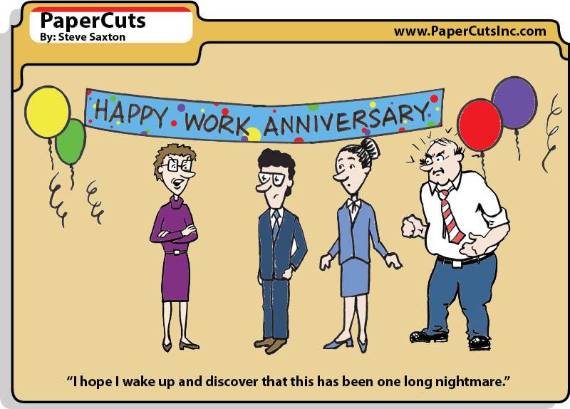 Work Anniversary Clipart - Clipart Kid