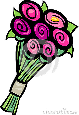 Bouquet Of Roses Clipart   Clipart Panda   Free Clipart Images