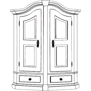 Cabinet Clipart Cliparts Of Cabinet Free Download  Wmf Eps Emf Svg