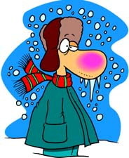 Cold Weather Clip Art Cold Weather Clip Art Freezing Person Cartoon