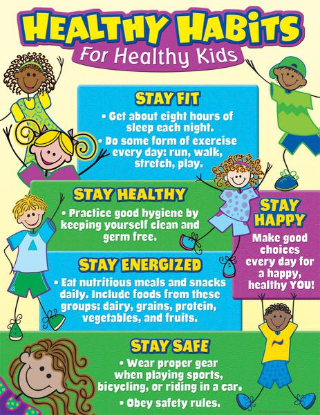 Healthy Habits Quotes Clipart - Clipart Suggest