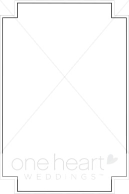 Solid Black Border Clipart - Clipart Suggest