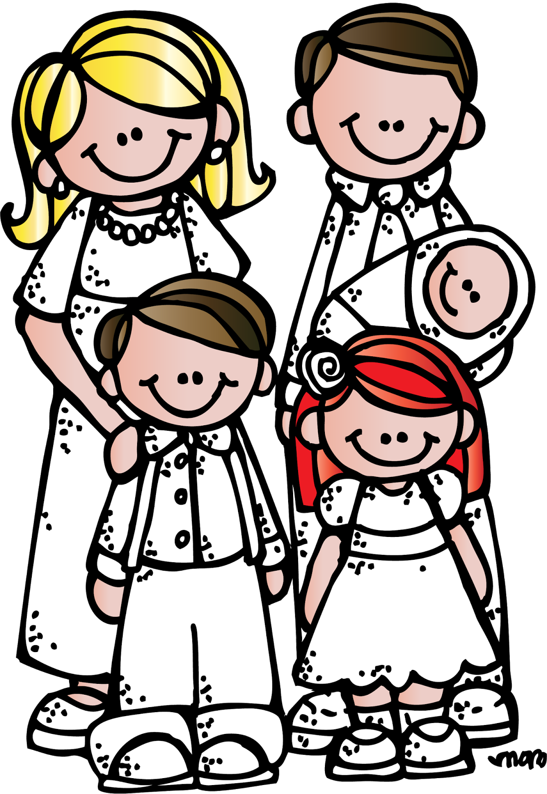 Lds Family Tree Clipart - Clipart Kid