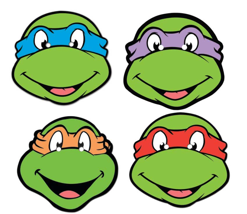Ninja Turtle Clip Art   Cliparts Co