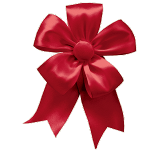 Red Solid Ribbon Bow   Clipart Panda   Free Clipart Images