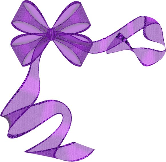 Ribbon And Bows Birthday Clipart - Clipart Suggest