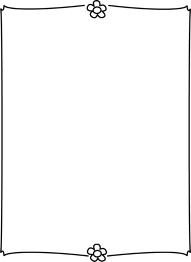 Single Line Borders Clip Art : Solid black border clipart suggest