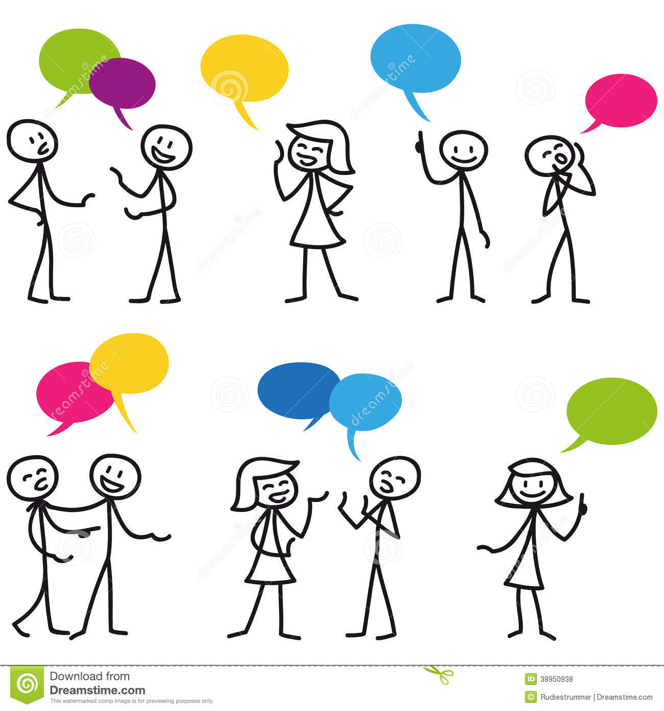 conversation in french between two friends pdf