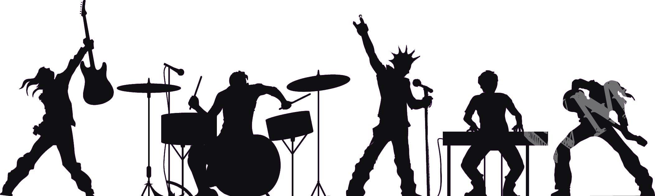 Band Rock Band Clipart - Clipart Suggest