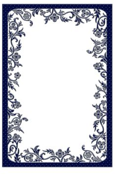 blue transparent frame more ephemera frames d graphic frames frames