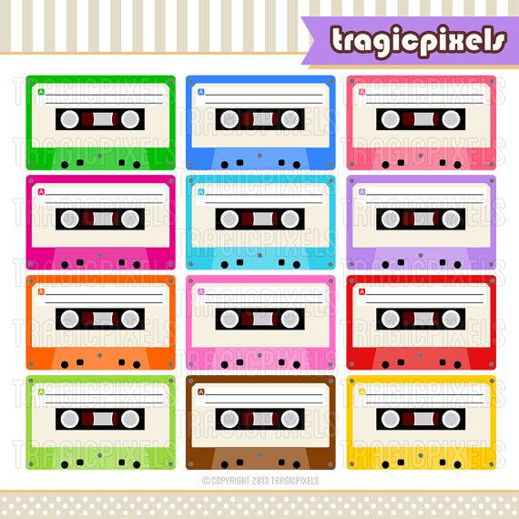Cassette Tape Invitations as best invitation ideas