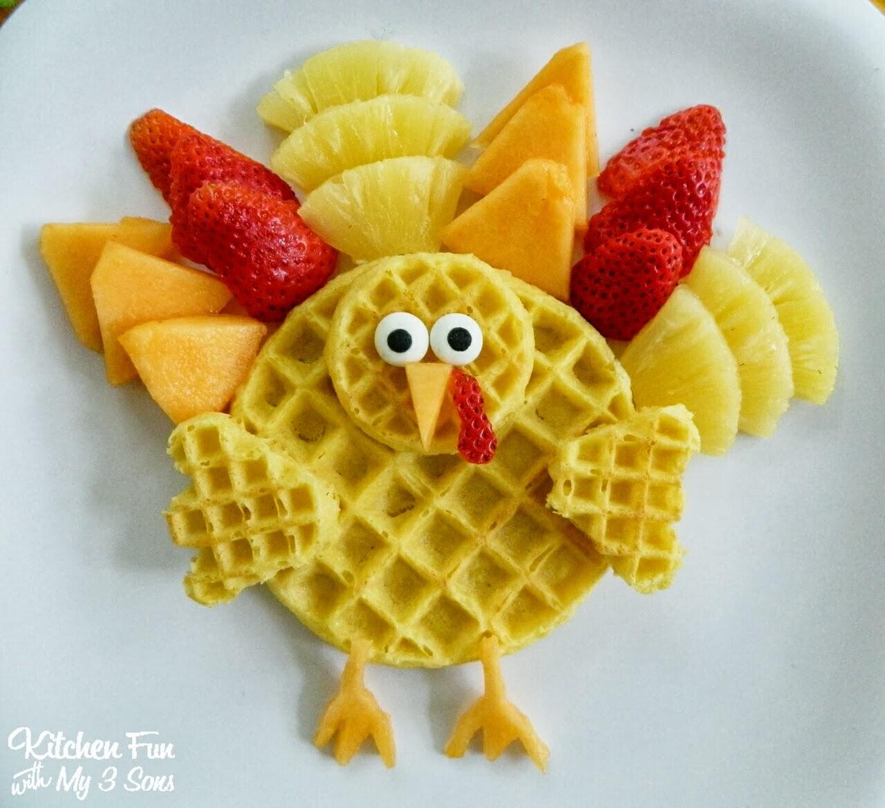 Turkey Beak And Waffle Clipart - Clipart Kid