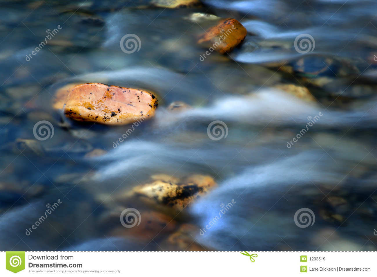 River Stream Rock Royalty Free Stock Images   Image  1203519