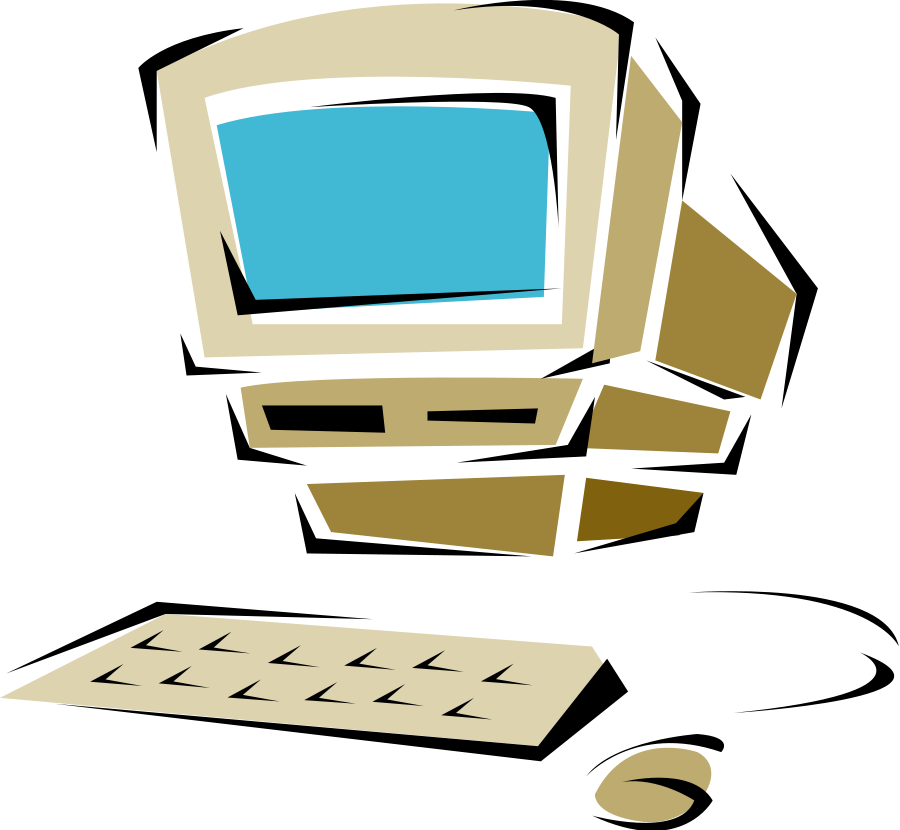 Free Computer Clipart Clipart Suggest