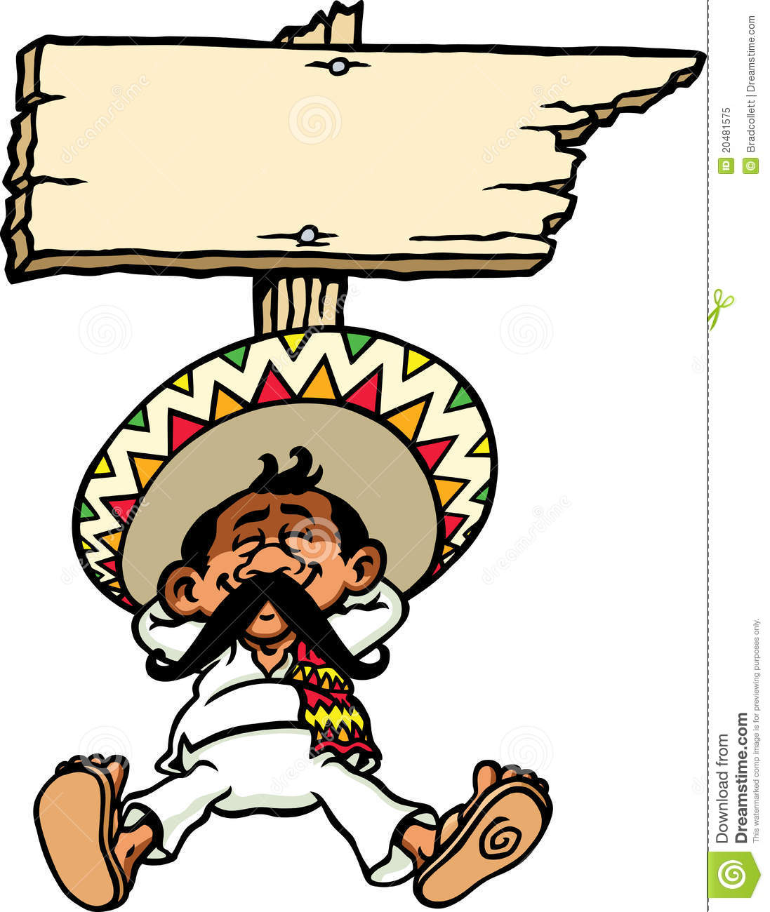 funny mexican clipart - photo #23