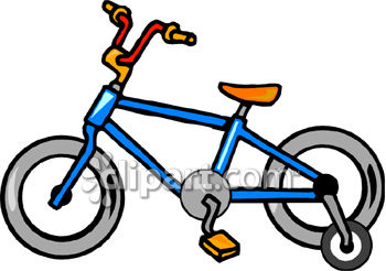 Training Wheels Clip Art