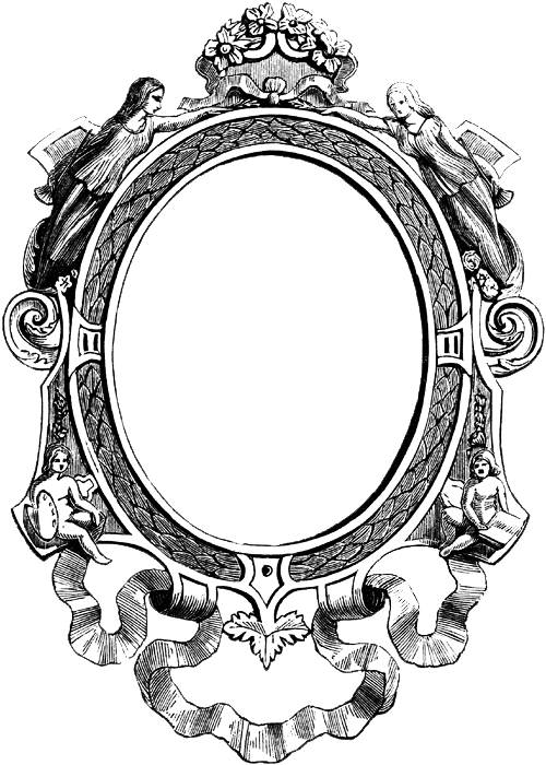 vintage digital stamps free vintage digital stamp ornate frame