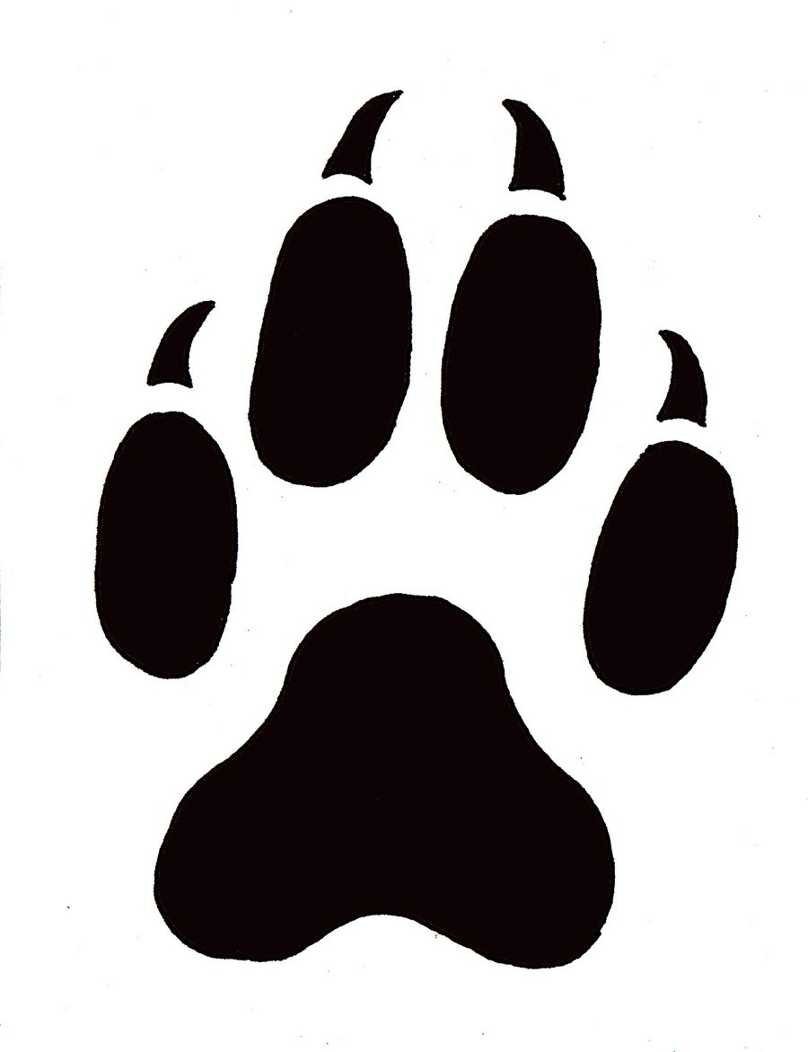 Cat Paw Clipart   Clipart Panda   Free Clipart Images