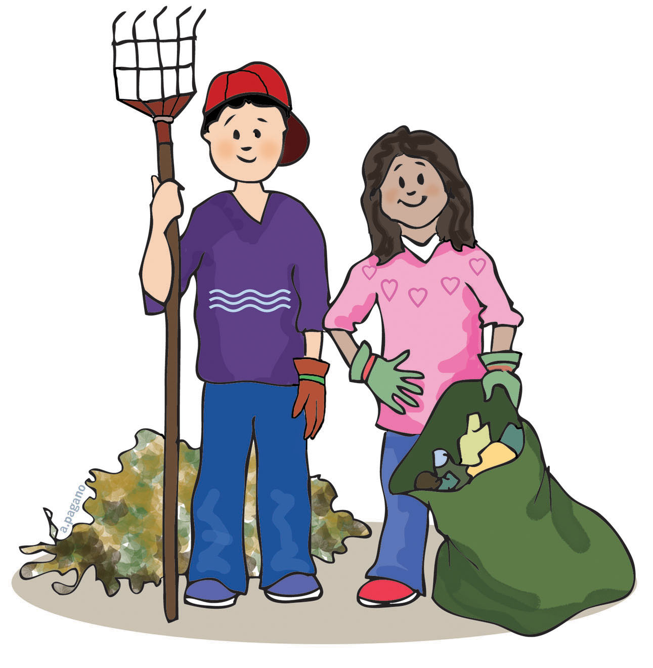 Clip Art Community Service Clip Art community service clipart kid clean up
