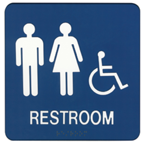 Restroom Sign Clipart Clipart Suggest