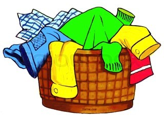 Laundry Hamper Clipart   Clipart Panda   Free Clipart Images