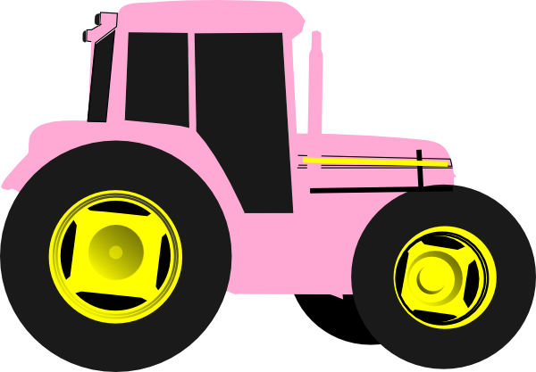 Tractor Pull Clip Art Vector : Tractor clipart suggest