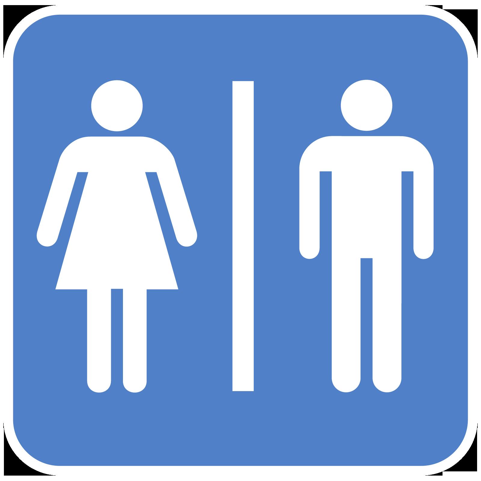 elementary school restroom clipart