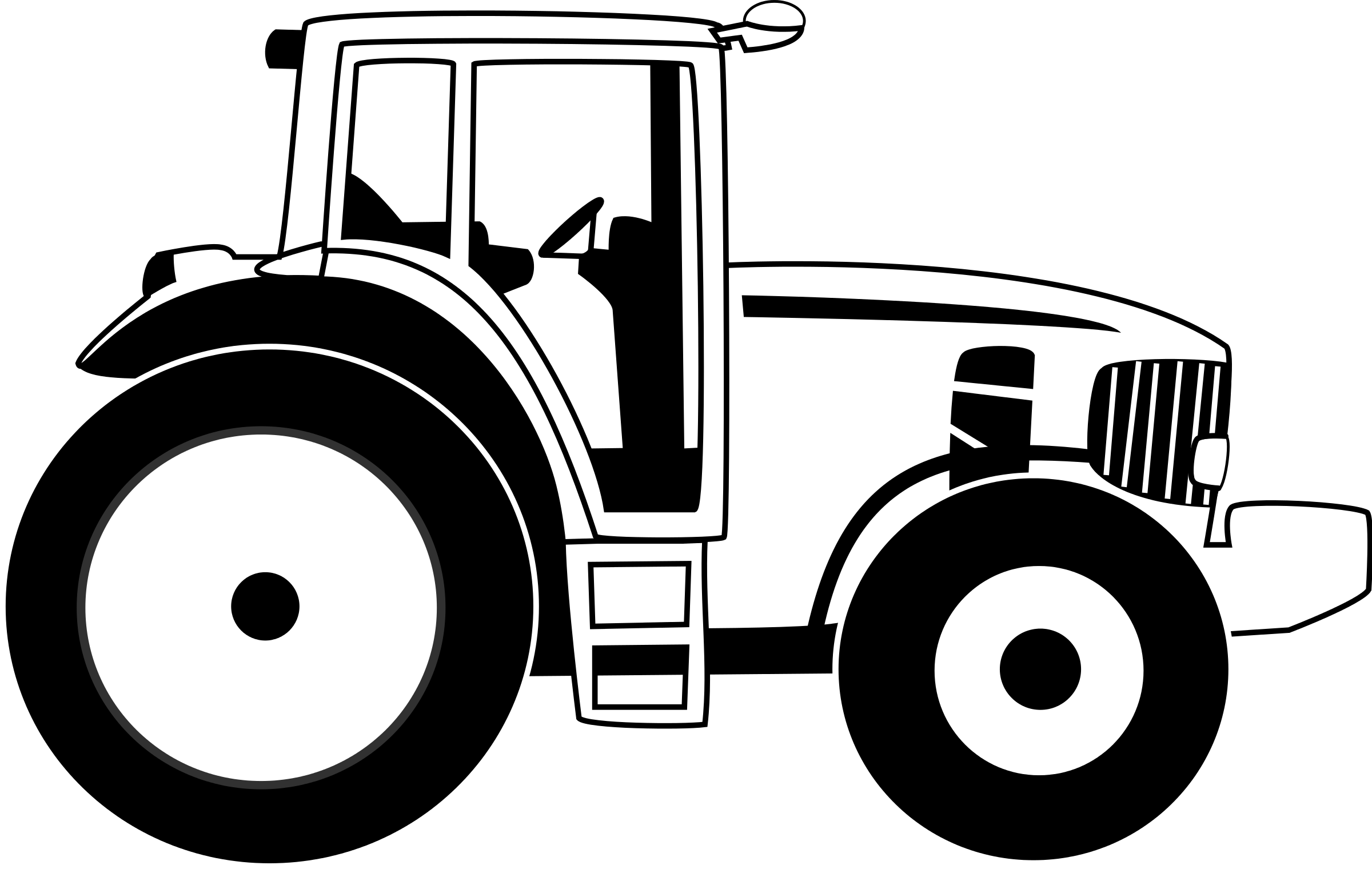 Tractor Clip Art Tractor Remix Png