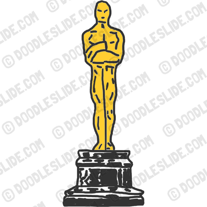Clipart 88953 additionally Spooktacular Halloween Parties moreover Movie Night also Oscar Party additionally Song Of The Sea 515741443. on oscar award coloring