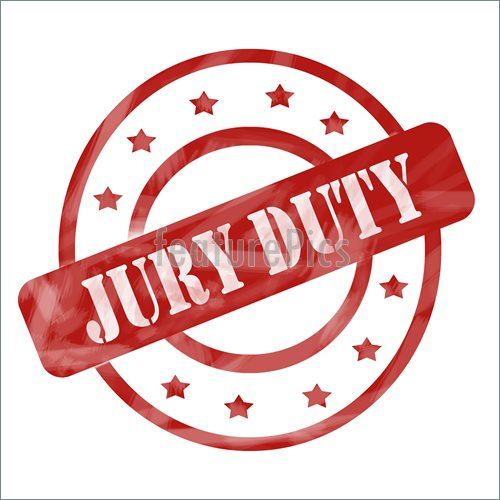 No Jury Duty Clipart - Clipart Suggest
