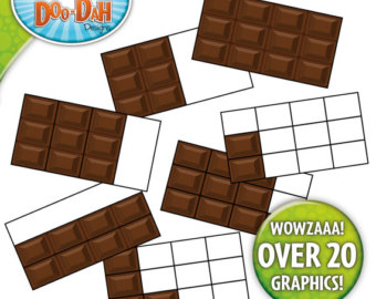 math worksheet : fraction bar clipart  clipart kid : Hershey Bar Fraction Worksheet