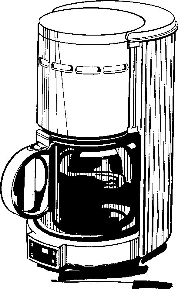 Clipart Coffee Maker Image Coffee Machine Png #bG41Bk - Clipart Kid