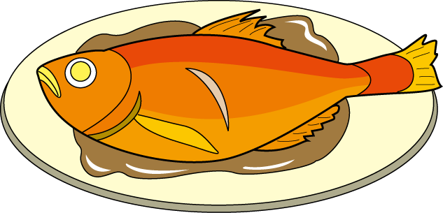 Cooked Fish Clipart   Clipart Panda   Free Clipart Images