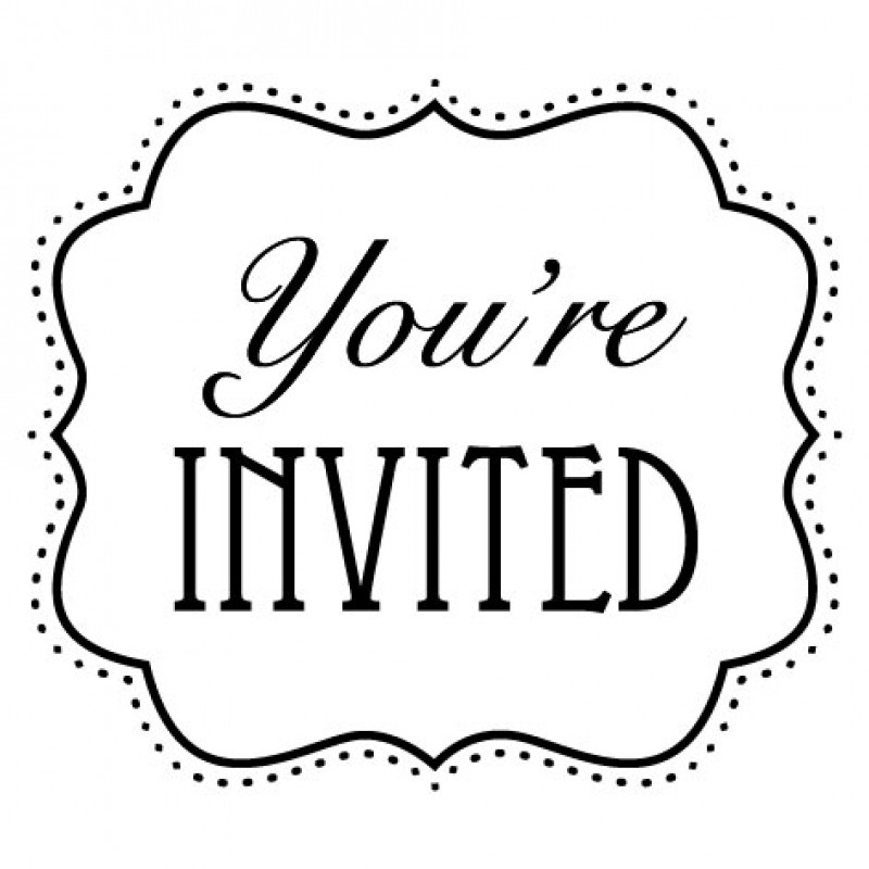 Invitation You Are Cordially Invited Template | ctsfashion.com