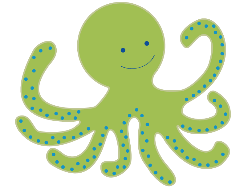 Free Octopus Clipart   Cliparts Co
