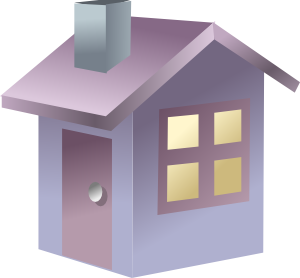 Home House Clip Art At Clker Com   Vector Clip Art Online Royalty