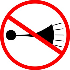 No Honking Sign Clip Art At Clker Com   Vector Clip Art Online