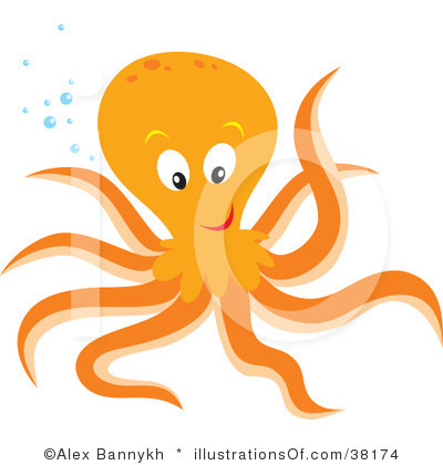 Octopus Clip Art Royalty Free Octopus Clipart Illustration 38174 Jpg