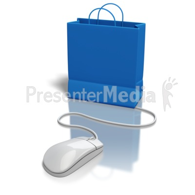Online Shopping   Home And Lifestyle   Great Clipart For Presentations