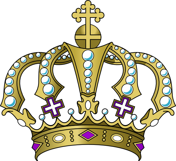 Purple Crown Royal Clip Art At Clker Com   Vector Clip Art Online