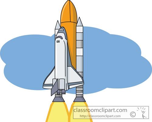 nasa rockets clip art - photo #35