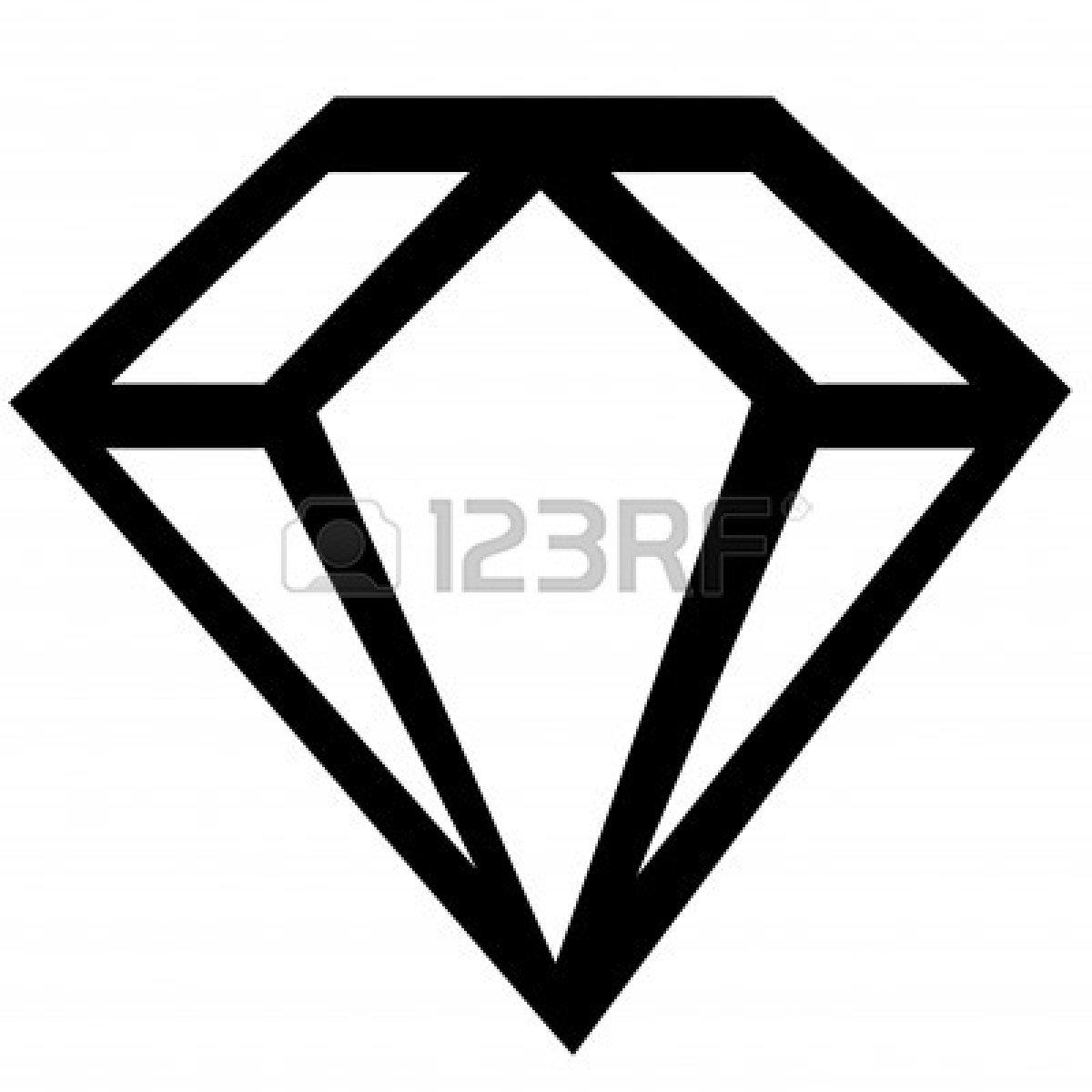 Diamond Logo Clipart - Clipart Suggest